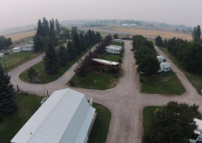 Diamond S RV Park in Ronan, Montana