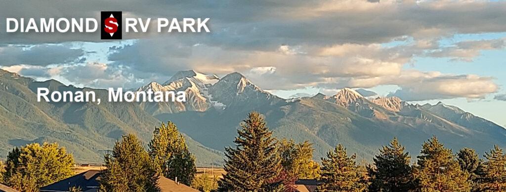 Diamond S RV Park in Ronan, Montana